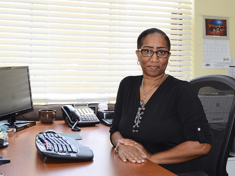 Michelle Palmer, Office Manager at TTA Tax.